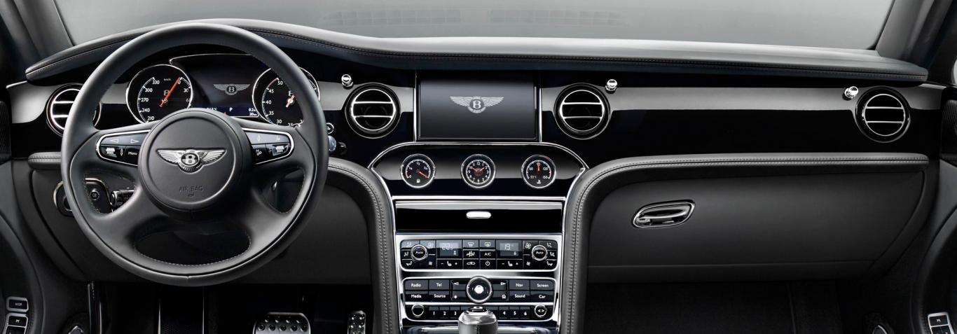 Robin Nixon Commercial As Production Designer Bentley Motors Interior