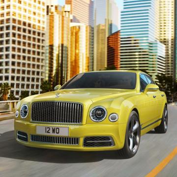 Robin Nixon Commercial as Production Designer for Bentley Motors