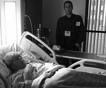 Robin Nixon GOAL Advocacy Hospital