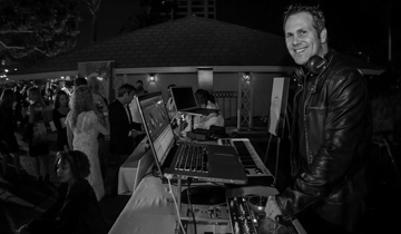Robin Nixon GRAMMY DJ